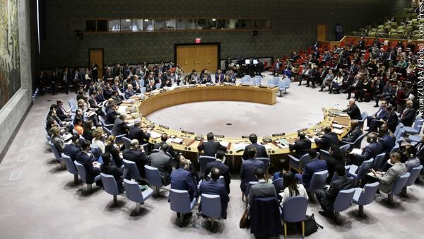 Россия созвала встречу СБ ООН по Украине и трагедии в Доме профсоюзов