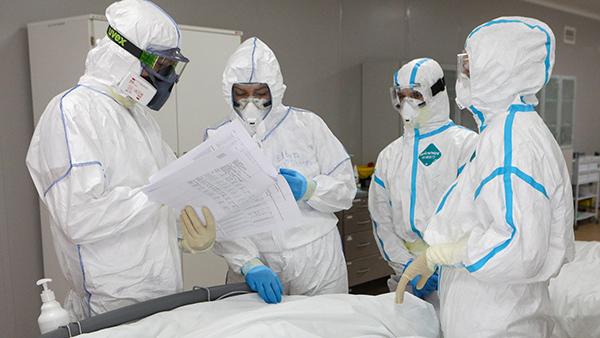 В России выявили 7,9 тыс. новых случаев коронавируса