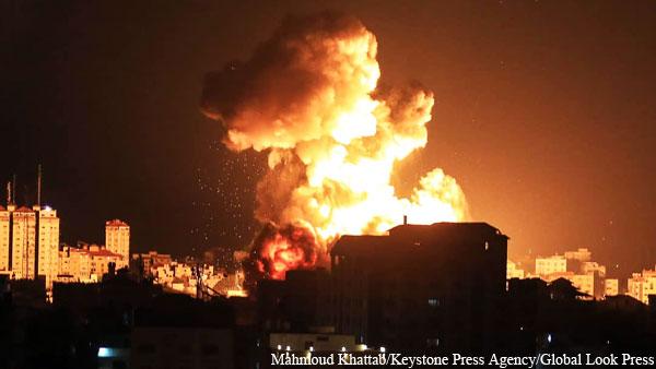 Сектор Газа заявил о 100 погибших из-за обстрелов со стороны Израиля