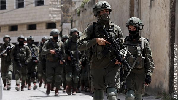 Армия Израиля опровергла начало наземной операции в секторе Газа