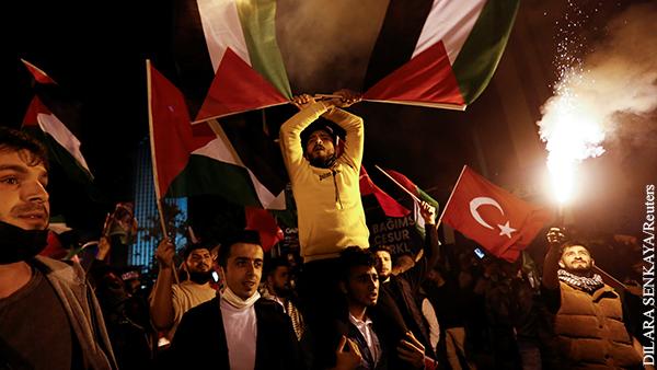 Мнения: Турция пытается объединить мусульман за счет евреев