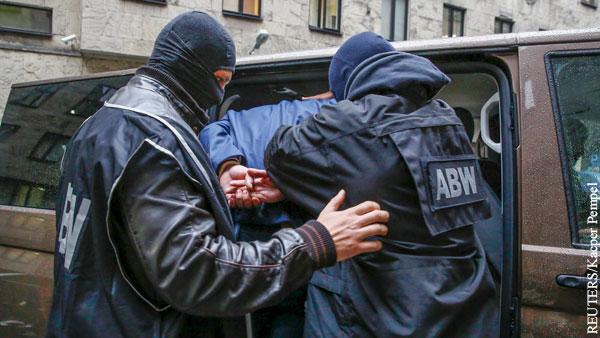 В мире: Польская контрразведка раскрыла «русского агента» подозрительно тихо