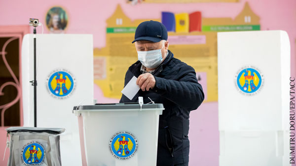 Вице-спикер парламента Молдавии: Санду пошла по пути Зеленского