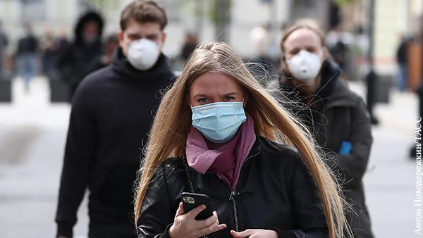 Академик РАН сравнил масштаб заболеваемости COVID-19 в России и Франции