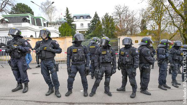 Политика: Дипломатическая война с Чехией не станет торговой