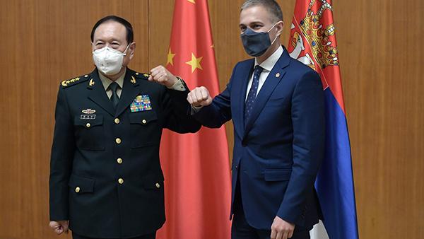 В мире: Китай вытесняет Россию из Сербии