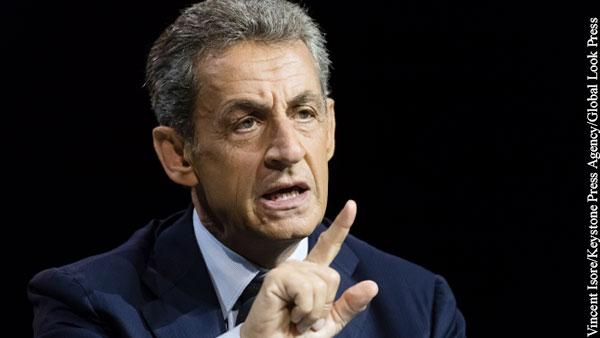 Прокуратура затребовала для Саркози новый срок