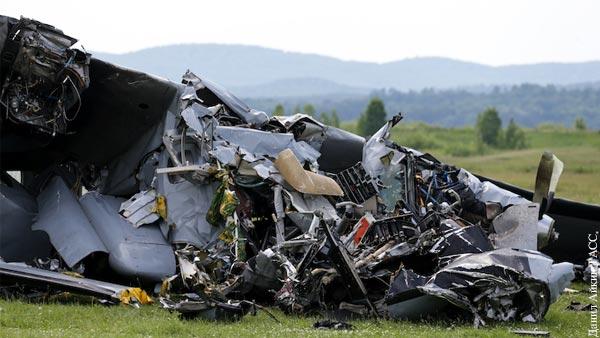 Очевидцы рассказали о «пугающем» самолете L-410 в Кузбассе