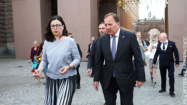 В мире: 'Друзья Донбасса' отомстили премьеру Швеции