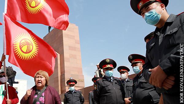 В мире: Киргизия избавляется от влияния Запада российскими методами