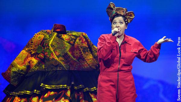 Иностранцы восхитились выступлением Манижи на «Евровидении»