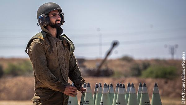 СМИ: Израиль заявил об остановке военной операции в секторе Газа
