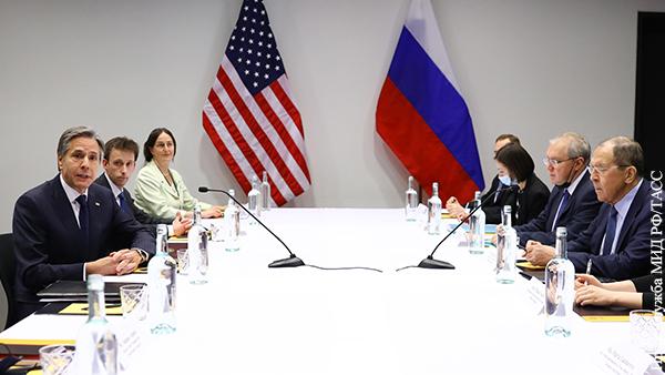 Мнения: До компромиссов с Россией Америка не доросла
