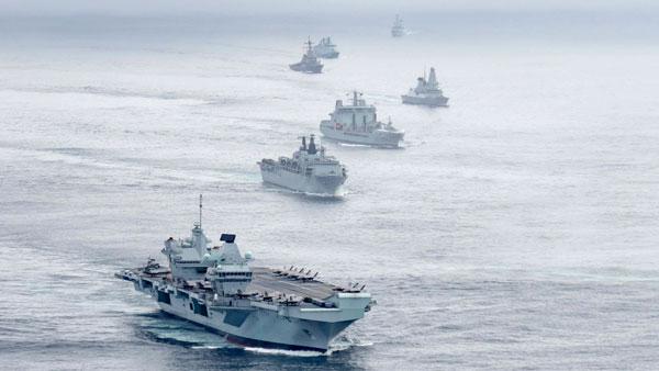 Страны-члены НАТО показали «наступление» на Россию