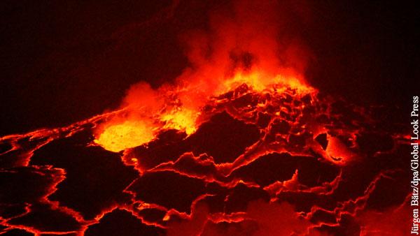 В ДР Конго началось извержение второго за неделю вулкана