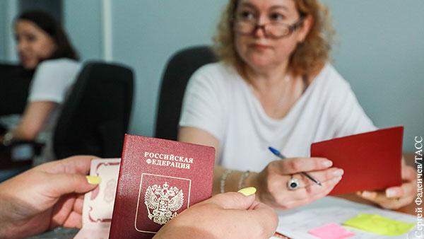 В МВД разъяснили новые правила выдачи загранпаспортов