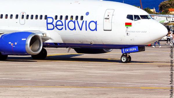 «Белавиа» отказалась выполнять рейсы в Крым