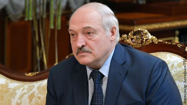 Лукашенко: Минск и Москва проработают вопрос об открытии авиарейсов в Крым