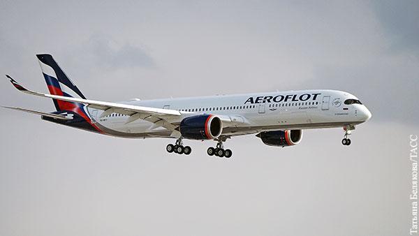В ФРГ поставили условие для разрешения на полеты российских авиакомпаний