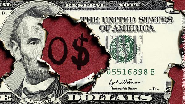 Минфин объяснил замену доллара на золото в структуре ФНБ