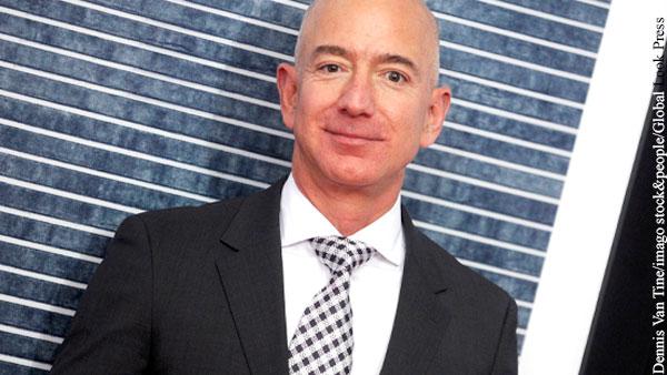 Основатель Amazon вместе с братом полетит в космос