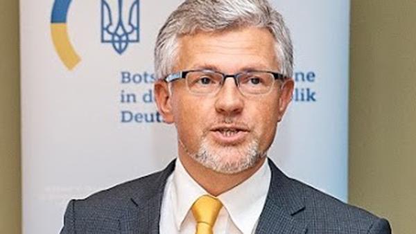 Посла Украины возмутила позиция Германии по военной помощи Киеву