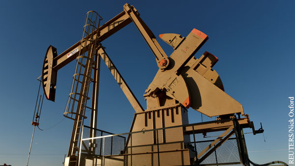 Стоимость нефти марки WTI впервые с 2018 года поднялась выше 70 долларов