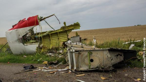 Лавров заявил об утаивании США фактов колоссальной важности по делу о крушении МН17