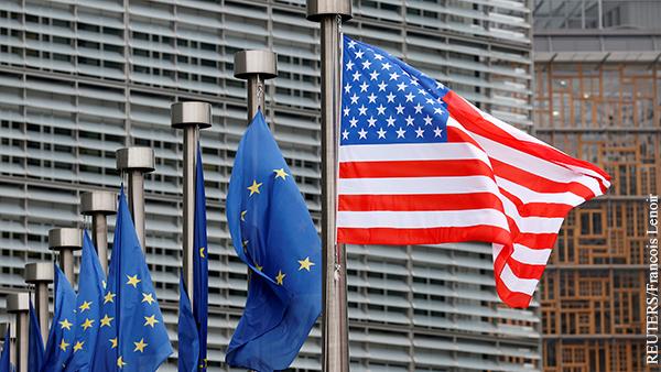 В Европе назвали США «партнером по необходимости»