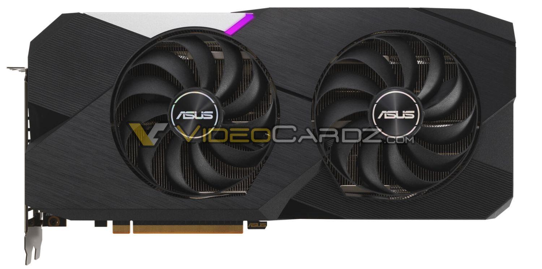 Первые изображения видеокарт AMD Radeon RX 6700 XT