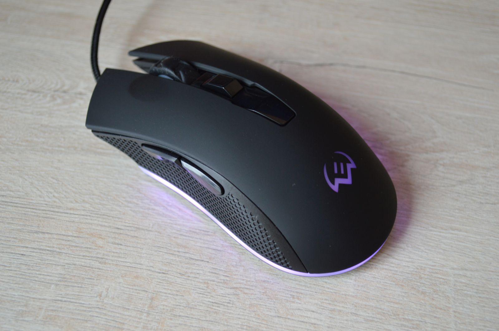 Обзор игровой мышки SVEN RX-G750