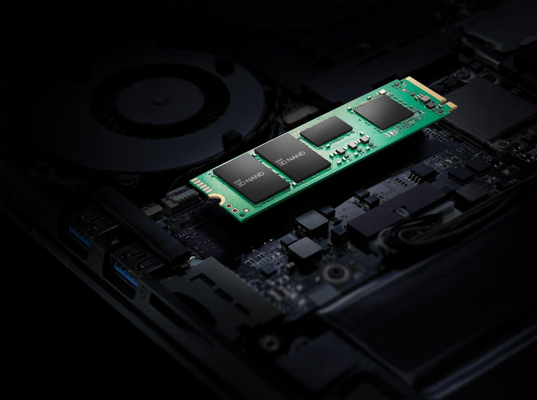 Intel SSD 670p: накопитель для геймеров