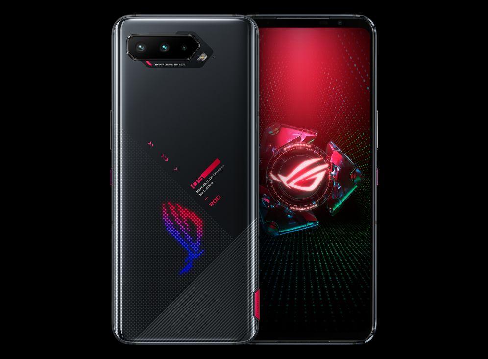ASUS представила геймерские смартфоны ROG Phone 5