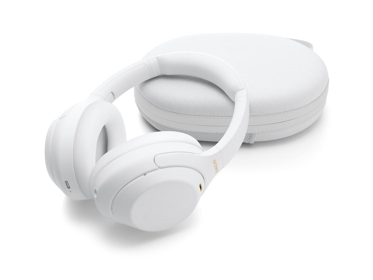 Sony готовит лимитированную серию наушников WH-1000XM4 Silent White