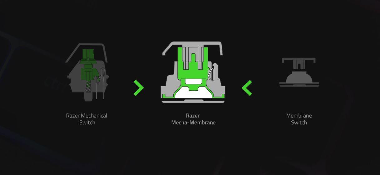 Обзор игровой клавиатуры Razer Ornata V2