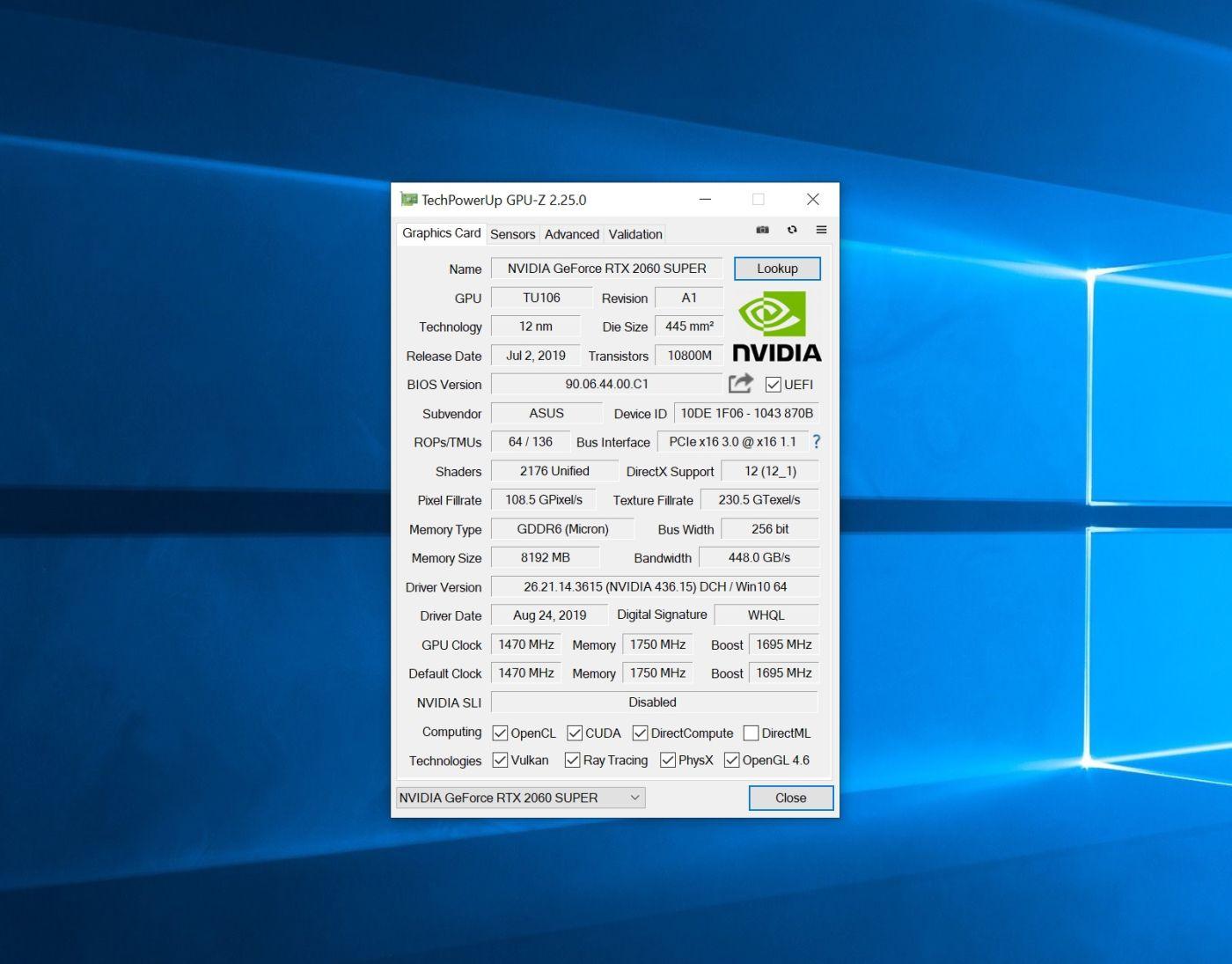 Обзор видеокарты ASUS ROG Strix GeForce RTX 3060 OC Edition