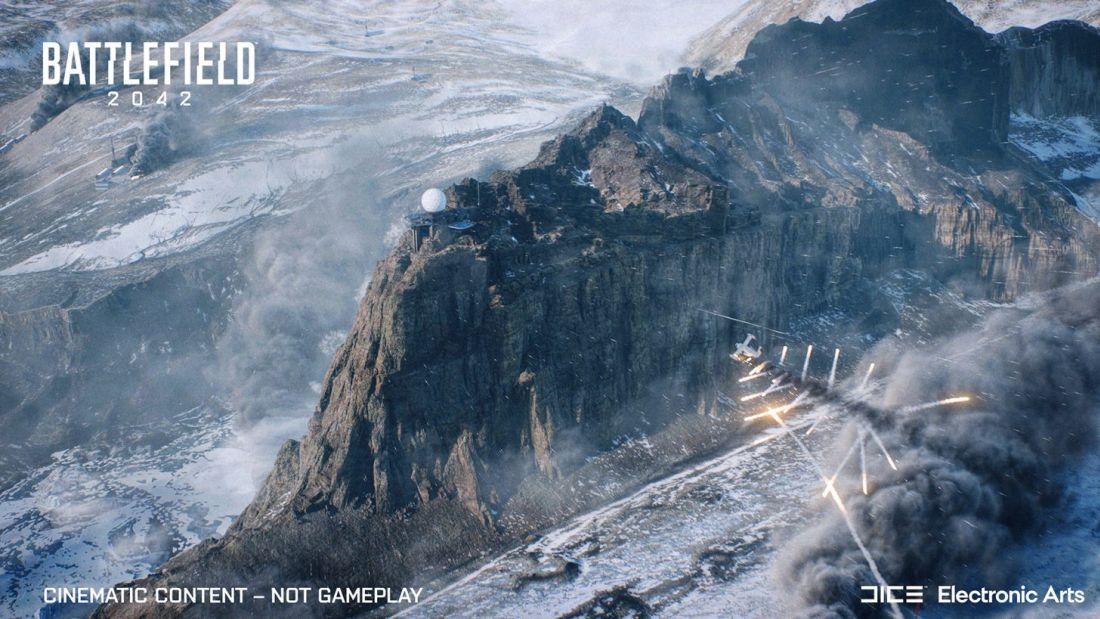Battlefield 2042: солдаты ИИ и большие карты