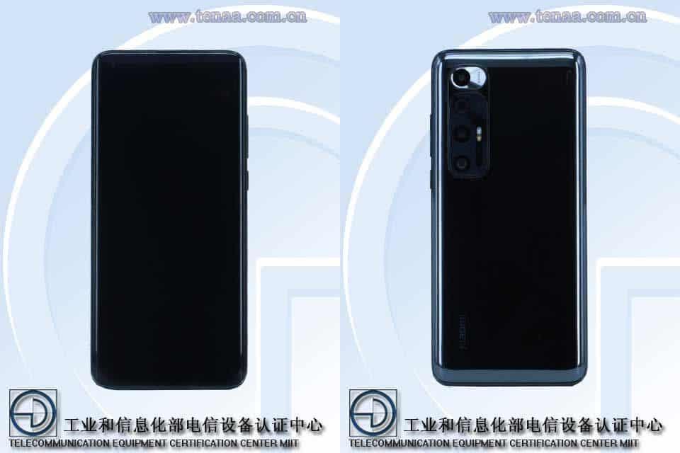 Xiaomi Mi 10 с Snapdragon 870 получит новый дизайн