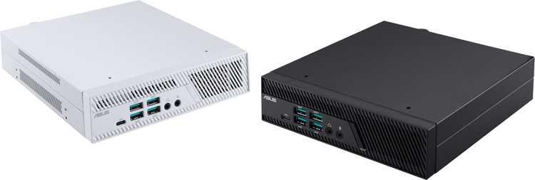 Неттоп от ASUS: восьмиядерный процессором Rocket Lake‑S, DDR4 и твердотельный модуль М.2 PCIe 3.0