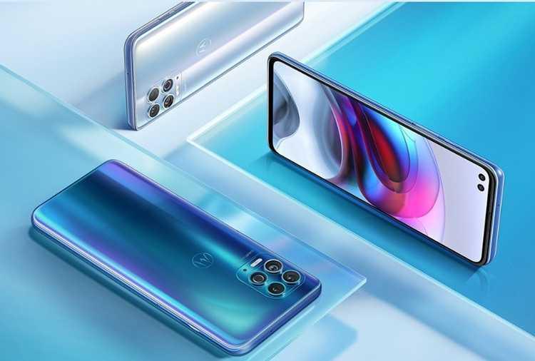 В флагманской серии Edge Motorola появится четыре новых смартфона