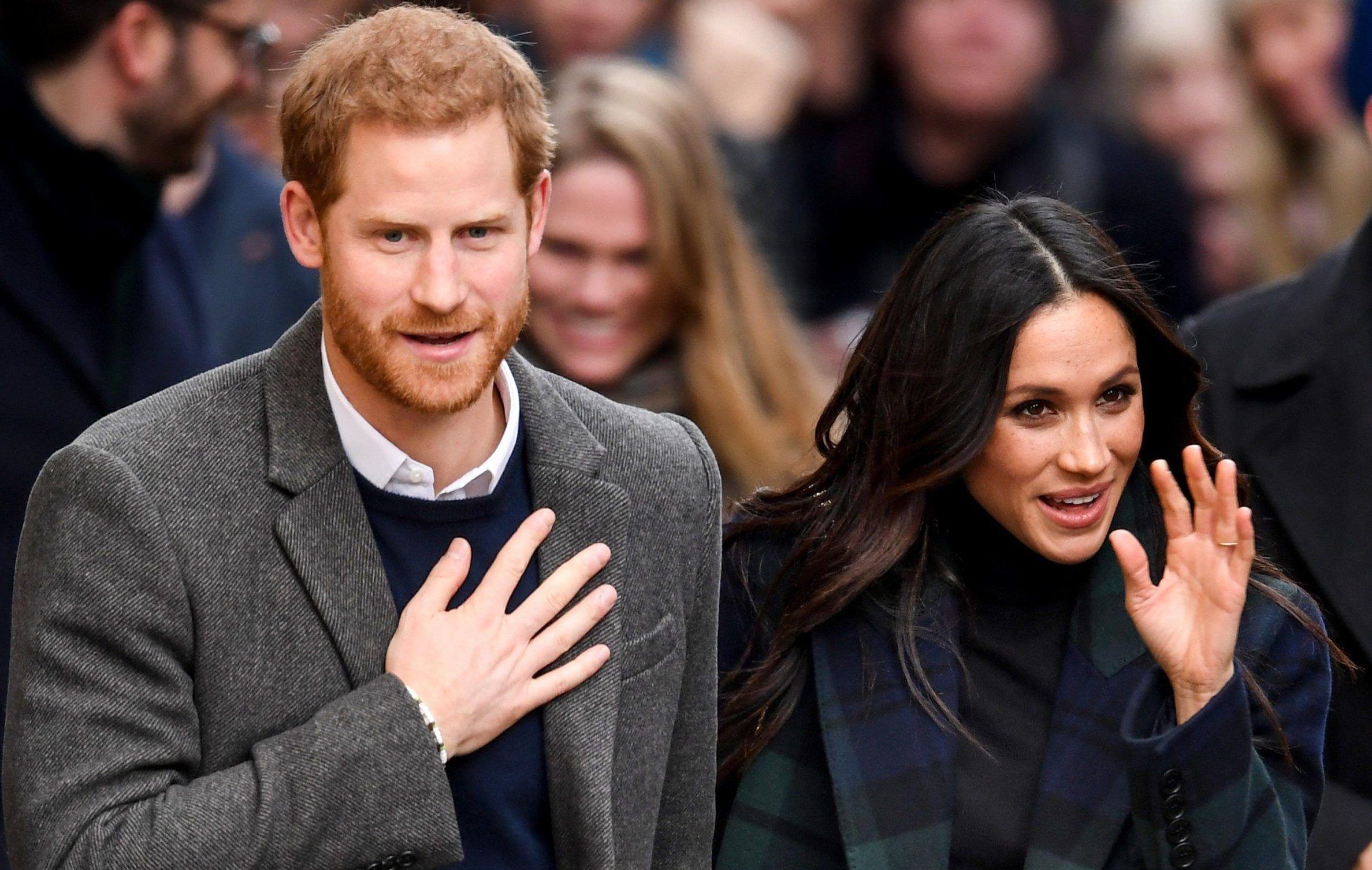 Семья Елизаветы II может вычернуть из королевской семьи принца Гарри и Меган Маркл