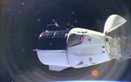 На МКС впервые перестыковали Crew Dragon на другой порт