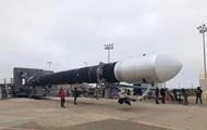 В США ко Дню космонавтики вывели на старт ракету украинца Макса Полякова