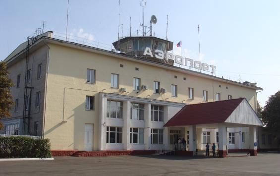 Вместо глобальных перемен «воздушную гавань» Курска ждет легкая реконструкция