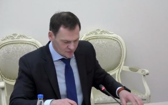 Курская область лишилась первого заместителя губернатора