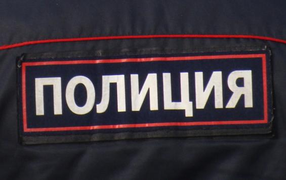 Сотрудниками УФСБ России по Курской области задержан полицейский