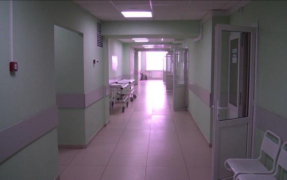 Замгубернатора отчитался о состоянии здравоохранения региона