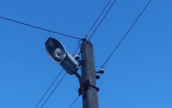 В Курске на Волокно отремонтировали сеть наружного освещения