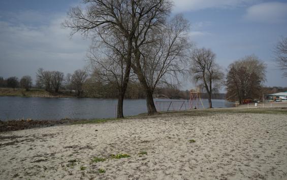 В Курской области перед купальным сезоном проверяют пляжи