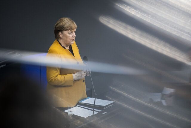 Как «мастер компромиссов» и «лучший переговорщик в Германии» Ангела Меркель не справляется с ковидом, который не идет на компромиссы и не ведет переговоры